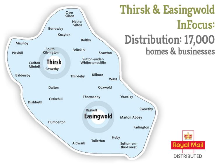 Thirsk Easingwold InFocus map